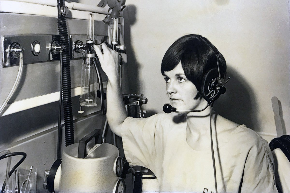 1971 MARIE NASH CHECK COMMS