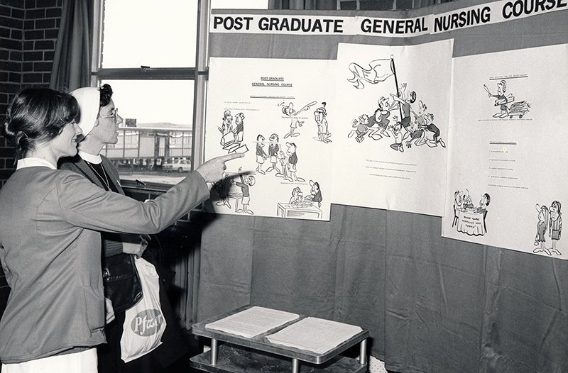 1990_trade show postgrad nursing