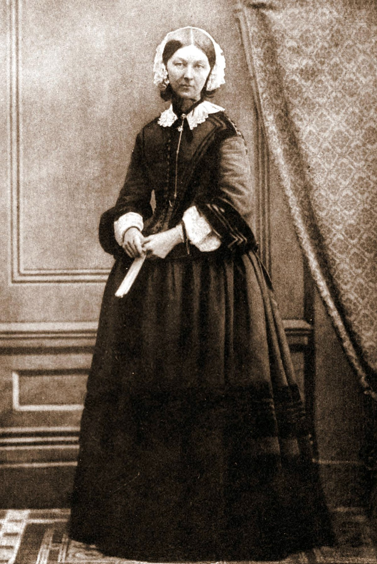 Florence Nightingale by Goodman 1858