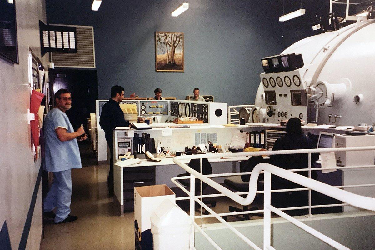 POW_HYPERBARIC control room