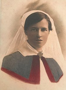 Prince Henry Hospital Nurse Sister Edith Blake