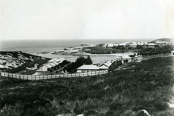 1900 The Coast Lazaret