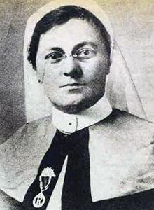 Sister Sarah Margaret Furnifull 1916