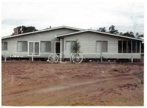 """""""Glenallyn"""" Homestead far west NSW"""