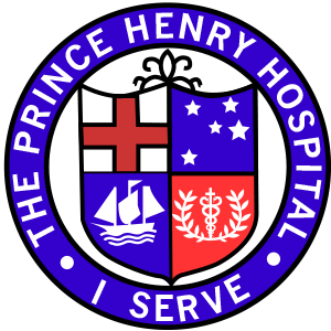 Prince Henry Hospital Coat of Arms badge logo