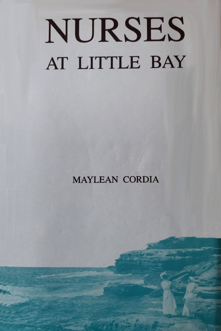 Nurses at Little Bay by Maylean Cordia